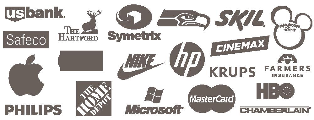 Steve Lawson VO client list
